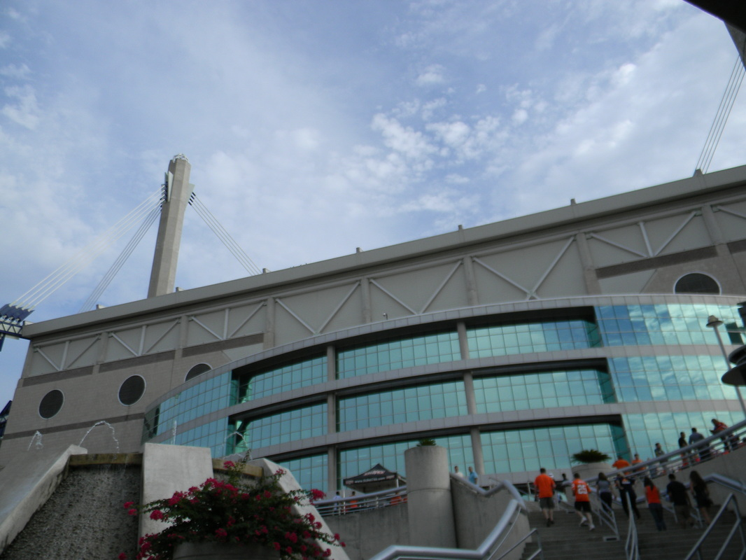 Alamodome Review Utsa Football Stadium Alamo Dome